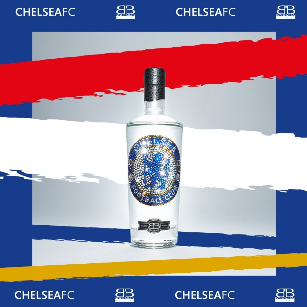 Chelsea FC launch exclusively created for Bohemian Brands